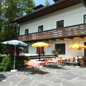 酒店图片: Pension Wanderruh, Grünau im Almtal