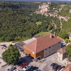 Hotel Pictures: Logis Hôtel Le Belvédère, Rocamadour