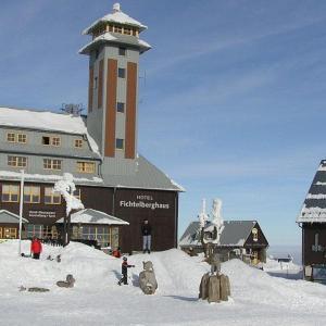 Hotelbilleder: Ferienwohnung Keilbergpanorama, Kurort Oberwiesenthal