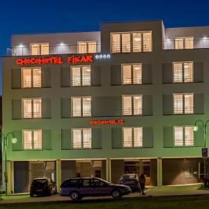 Hotel Pictures: Chocohotel Fikar, Kuřim