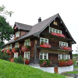 Hotel Pictures: Kleintierbauernhof, Krummenau