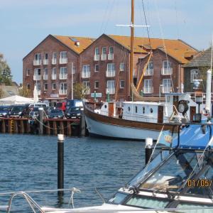 Hotelbilleder: Hafenidylle-Orth-auf-Fehmarn, Orth