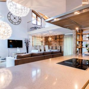 Hotel Pictures: Sonnegg Penthouse, Saas-Fee