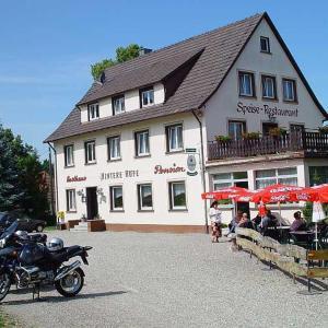 Hotelbilleder: Gasthaus und Pension Hintere Höfe, Freiamt