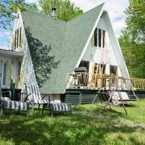 Hotel Pictures: 352-Maison sur le Lac, Saint-Siméon
