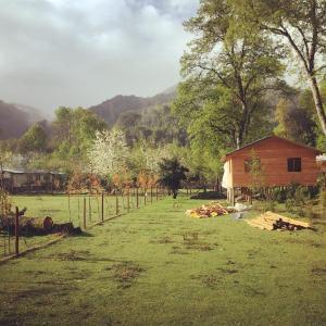 Фотографии отеля: Cabañas Namoncahue, Caburgua