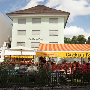 Hotel Pictures: Backpackers Gasthaus Post, Willisau