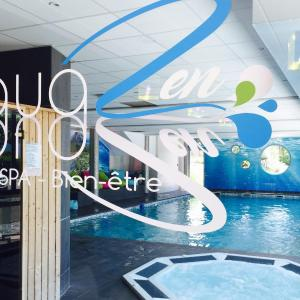 Hotel Pictures: Best Western Aquakub, Aix-les-Bains