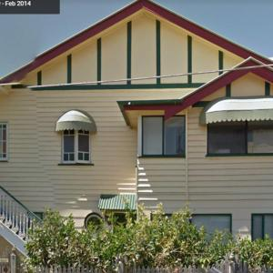 Foto Hotel: Beachside Queenslander, Scarborough