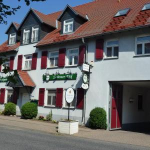 Hotelbilleder: Landhotel Solmser Hof, Echzell
