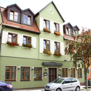 Hotelbilleder: Goldener Schwan Hotel Garni, Bad Windsheim