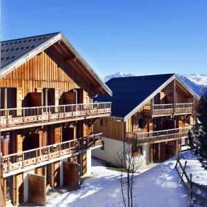 Hotel Pictures: Residence Hedena Les Chalets des Cimes, La Toussuire
