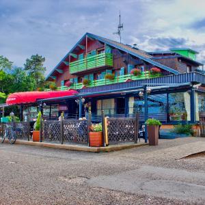 Hotel Pictures: Le Chalet du Mont Roland, Dole