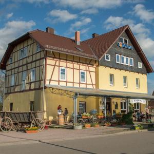 Hotelbilleder: Landgasthof Marlishausen, Marlishausen