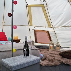 Hotel Pictures: Glamping in Northumberland National Park, Hexham