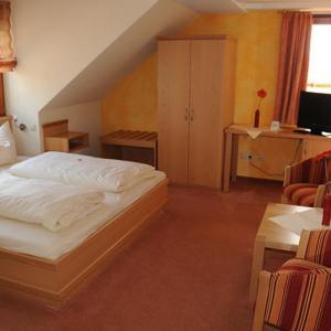 Hotelbilleder: Hotel Schwarzes Ross, Schwarzach am Main