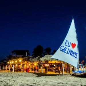 Hotel Pictures: Pousada Brésil Aventure, Galinhos