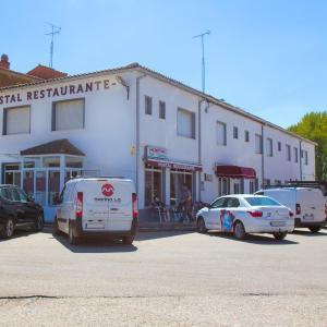 Hotel Pictures: Hostal Restaurante María Victoria, La Mudarra