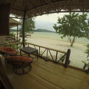 Foto Hotel: Leng Meng Beach Bungalow, Koh Rong Sanloem