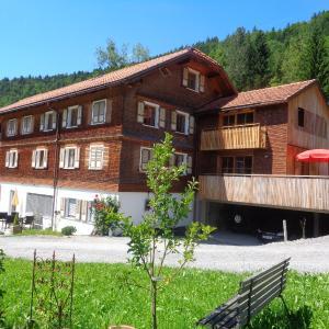 Hotelbilder: Ferienwohnung an der Alten Säge, Bezau