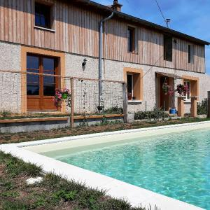 Hotel Pictures: La ferme du Bouton d'Or, Vendranges