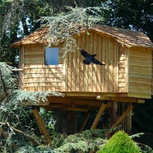 Hotel Pictures: Cabanes du Temps Suspendu, Laas