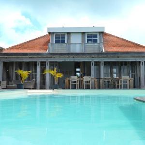 Hotel Pictures: Villa Frangipani, Oranjestad