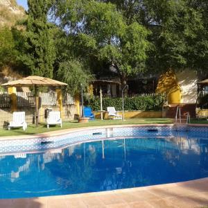 Hotel Pictures: Holiday home Finca La Barca, Palenciana