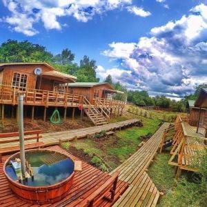 Hotel Pictures: Cabanas Dona Camila, Cabrero
