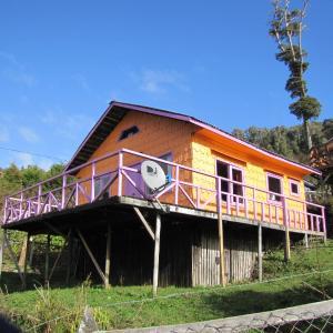 Фотографии отеля: Cabaña Maicolpue Rio Sur, Bahía Mansa