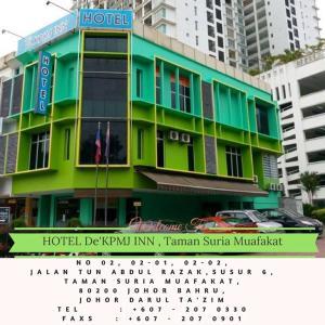 Fotos del hotel: De KPMJ Inn Hotel, Johor Bahru
