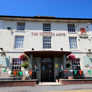 Hotel Pictures: Thomas Arms Hotel, Llanelli