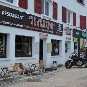 Hotel Pictures: Hotel Le Central, La Féclaz