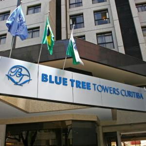 Hotel Pictures: Blue Tree Towers Saint Michel, Curitiba