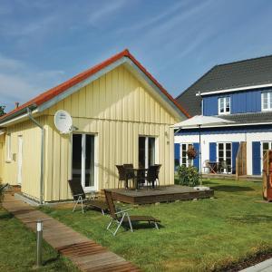 Hotelbilleder: Holiday home Altefähr/Rügen 86 with Sauna, Altefähr