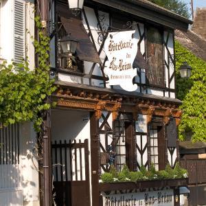Hotel Pictures: Hôtellerie Du Bas-Bréau - Châteaux et Hôtels Collection, Barbizon