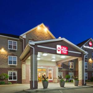 Hotel Pictures: Best Western Plus Grand-Sault Hotel & Suites, Grand Falls