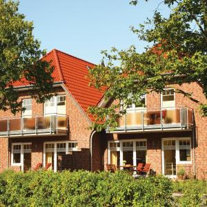 Hotelbilleder: Apartment Mona first floor, Wangerland