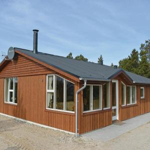 Hotel Pictures: Two-Bedroom Holiday home Sæby with a Fireplace 04, Nordost