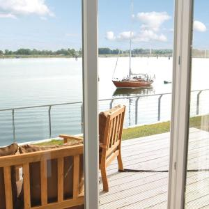Hotel Pictures: Apartment Kaianleger with Sea View 05, Olpenitz