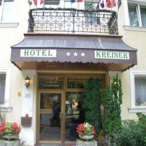 Hotelbilleder: Hotel Kreiner, Wien