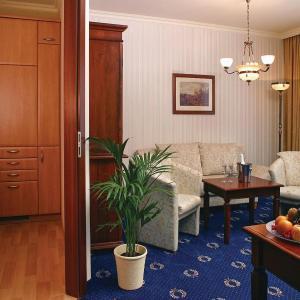 Hotelbilleder: One-Bedroom Apartment in Seebad Heringsdorf, Bansin Dorf