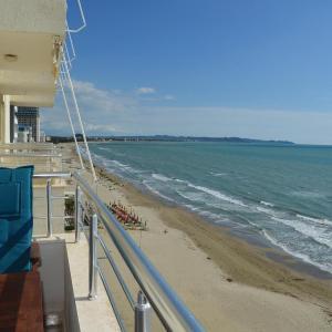 酒店图片: Apartment Durres with Sea View II, Durrës