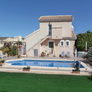 Hotel Pictures: Three-Bedroom Holiday Home in Mazarron, Mazarrón
