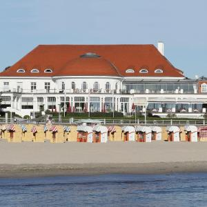 Hotelbilleder: Atlantic Grand Hotel Travemünde, Travemünde