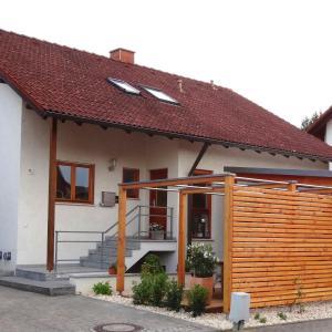 Hotelbilleder: Ferienwohnung im sonnigen Kaiserstuhl, Endingen