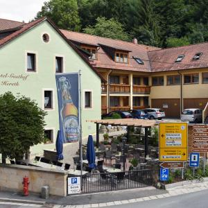 Hotelbilleder: Hotel-Gasthof-Hereth, Wirsberg