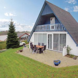Hotel Pictures: Holiday home Haderslev with Sea View 260, Diernæs