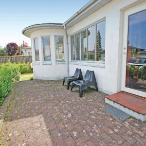 Hotel Pictures: Two-Bedroom Holiday home Haderslev with a Fireplace 06, Diernæs