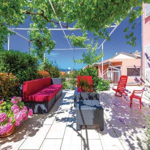 Hotellikuvia: Apartment Crikvenica with Sea View II, Crikvenica